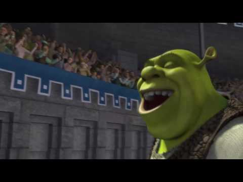 Shrek parodia WWE - Latino
