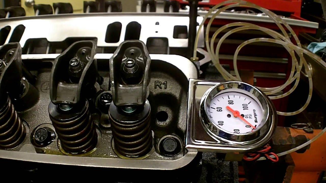 part 4-5 1998 5 7 350 ci vortec engine rebuild