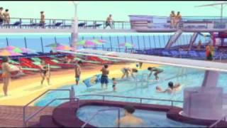 Oasis of the Seas - Neighbourhoods