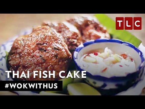How To Make Tod Man Pla (Thai Fish Cake) | #WokWithUs S1E6