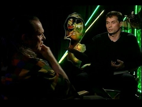 Terry Gilliam Interview - Fear & Loathing