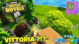 ONE STEP AWAY FROM VICTORY !!! FORTNITE (PS4 PRO-ITA)-(xWilly)