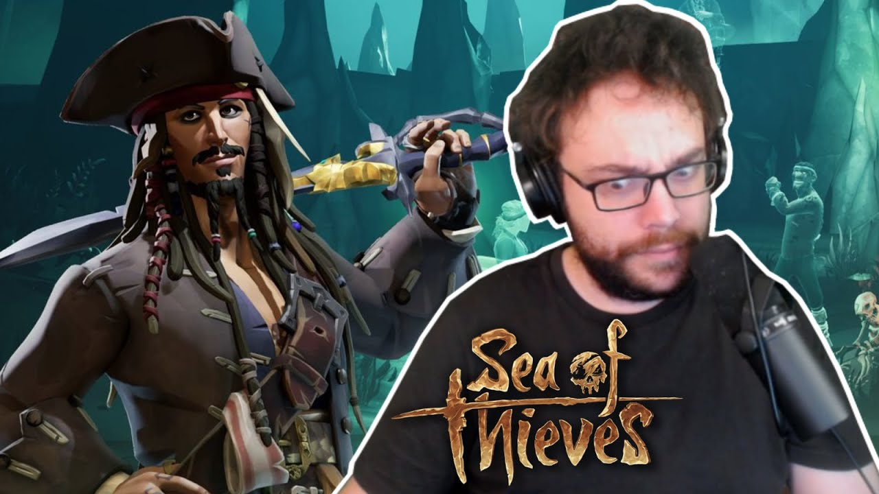 SOULAGER JACK SPARROW (Sea of Thieves)