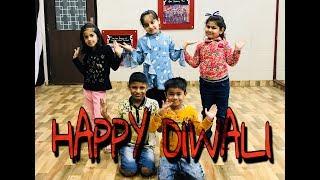 Happy diwali   dance video   sabke liye Happy diwali   tra   Dance