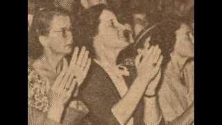 Marian Anderson in München