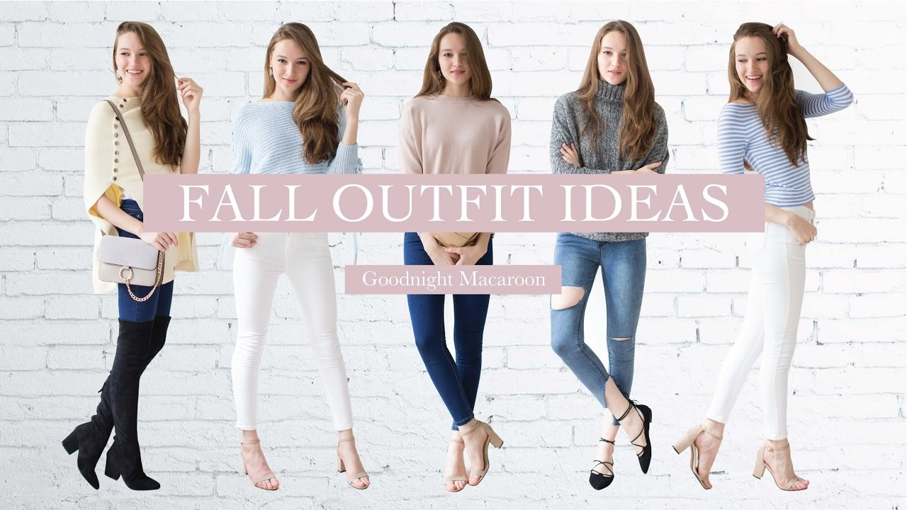 c40f94aee36 Fall Outfit Ideas 2016