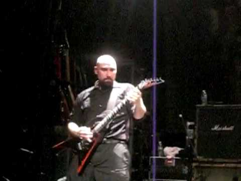 Immolation - The Purge (NEW SONG) LIVE in New York City 1-18-10