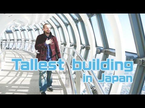 TALLEST BUILDING IN JAPAN: Tokyo Skytree