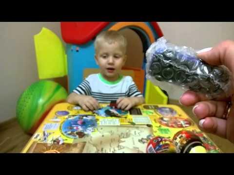 Киндер сюрприз джой Kinder Surprise Машинки из яиц Car from eggs Распаковка игрушек