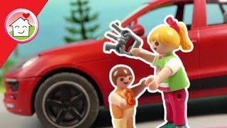 Playmobil Film deutsch - Der Porsche Macan GTS - Geschichte für Kinder von Familie Hauser