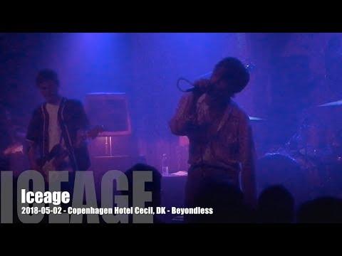 Iceage - Beyondless - 2018-05-04 - Copenhagen Hotel Cecil, DK