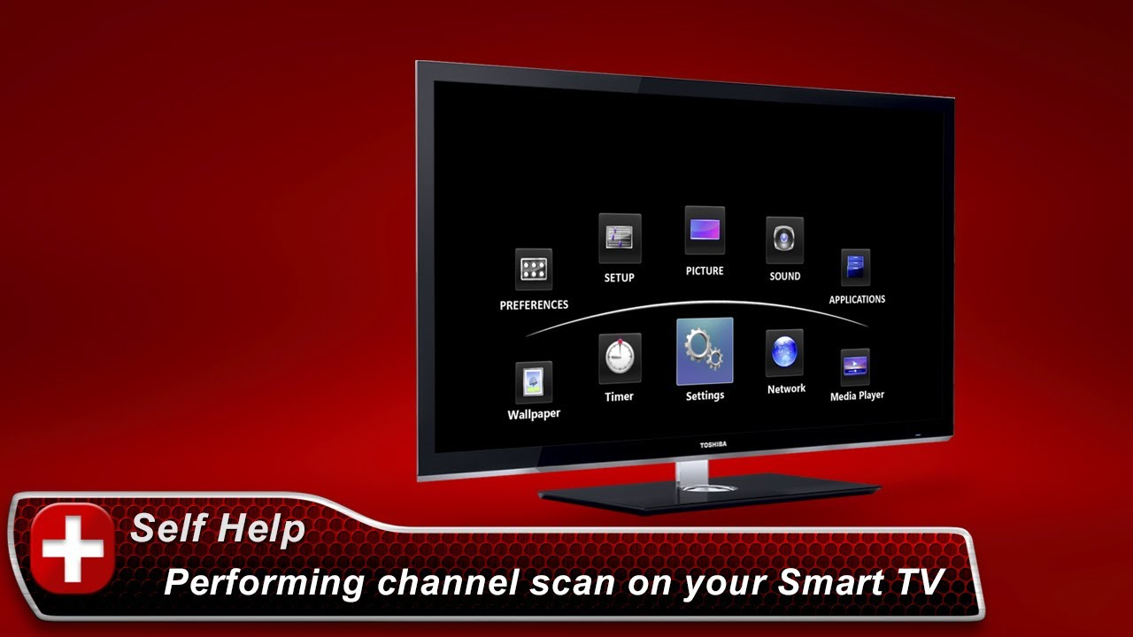 Toshiba How-To: Performing a channel scan on your Toshiba Smart TV