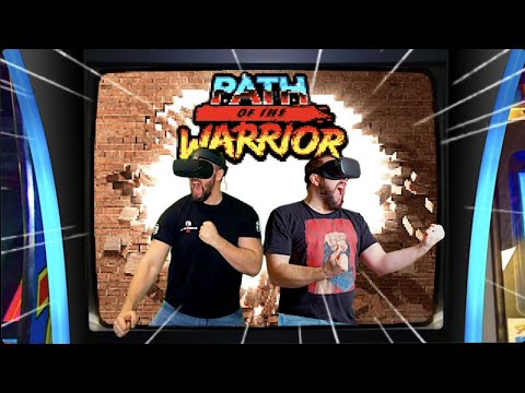 Path Of The Warrior VR Oculus Quest With @GAMERTAG VR