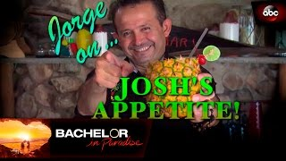 Jorge On Joshs Appetite - Bachelor in Paradise After Paradise