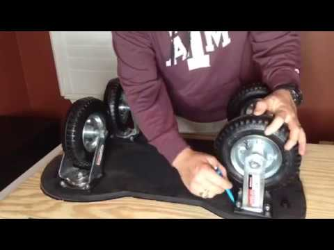How To Make Rtic Yeti Cooler Wheels Kit System Easy