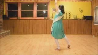 Eight Step Three Spin No Clap Garba with Vidya Nahar