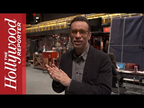 Fred Armisen Takes Us Inside the 'SNL' Studio