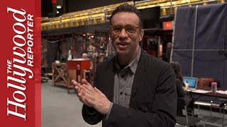 Fred Armisen Takes Us Inside the 'SNL' Studio