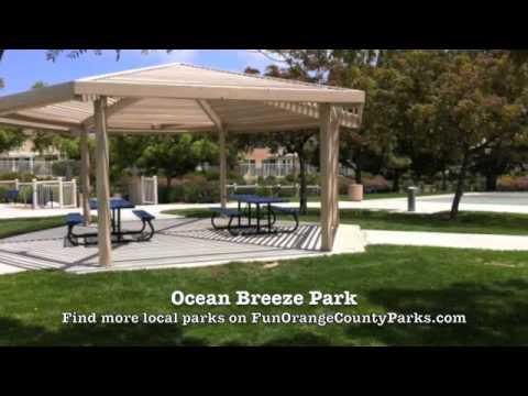 Ocean Breeze Park in Laguna Niguel (FunOrangeCountyParks.com)