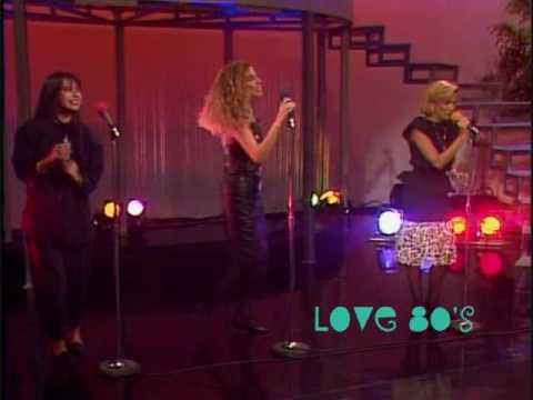 Flans - Las mil y una noches (En vivo 1988)