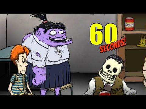 【悲報】 余命60秒 #4 【60 seconds!】