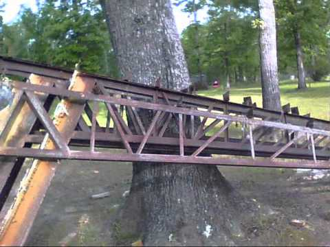 Shop Build Part 2 Trusses - YouTube