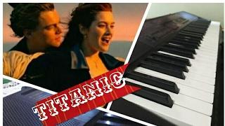 TUNE OF TITANIC IN PIANO