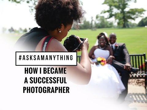 How I Became a Successful Photographer | #AskSamAnything