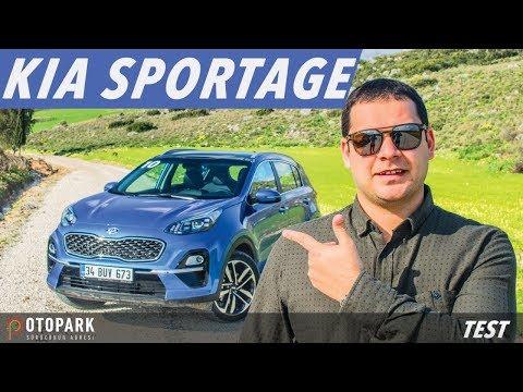 KIA Sportage 1.6 CRDi DCT | TEST
