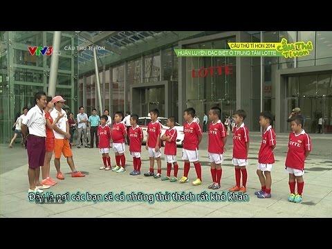 CẦU THỦ TÍ HON 2014 - Tập10