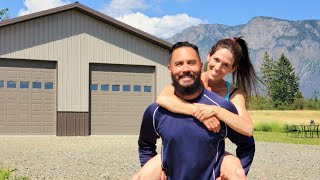 We've NEVER Done This Before | Moving Forward On Our DIY Tiny Home Barndominium Build