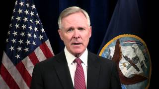 Happy Birthday Navy from SECNAV Ray Mabus