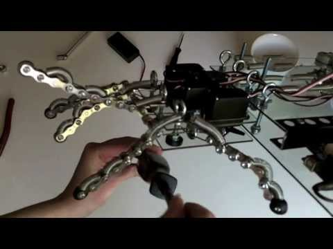 Arduino-Controlled $200 Robotic Hand