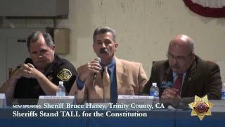 Sheriffs Stand TALL for the Constitution
