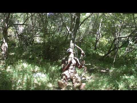 How to Hunt from the ground tips and tricks by Bow Ninja Hunting