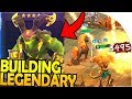 BUILDING the LEGENDARY SQUAD ( FREE + *NEW* ) - Might And Magic Elemental Guardians Gameplay