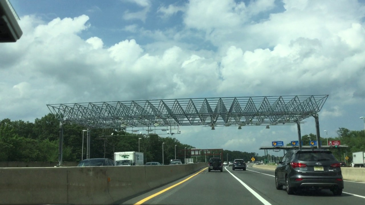 Njroadway Garden State Parkway To Exit 117 Part 1 Youtube