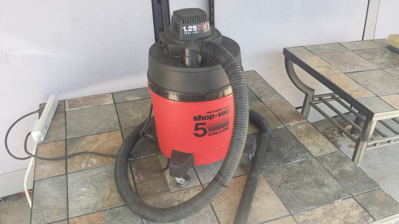 Shop Vac Model 500 1 5 Hp 5gal Onecheapdad Product Review
