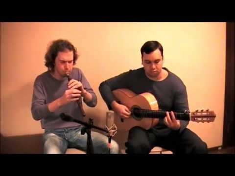 Дудук и гитара