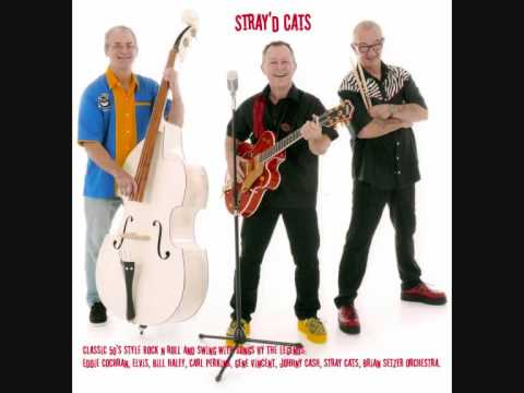 This Cat's on a Hot Tin Roof, Stray'd Cats