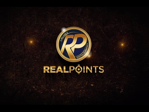 🎥 RealPoints Coins! NEW CRYPTOCURRENCY REVOLUSHION!