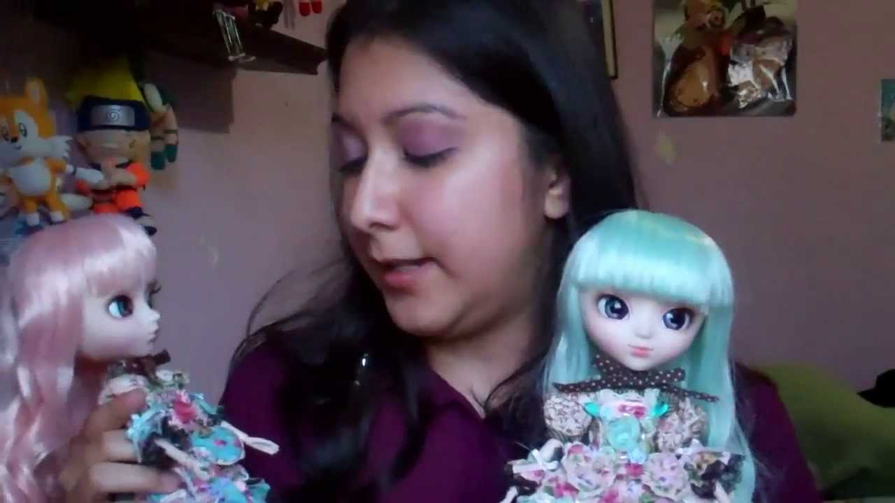 Pullip alice du jardin doll review youtube for Alice du jardin pullip