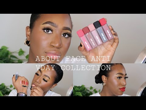 HONEST REVIEW FOR HALSEY'S ABOUT-FACE ANTI VDAY COLLECTION | RUBY KITARA