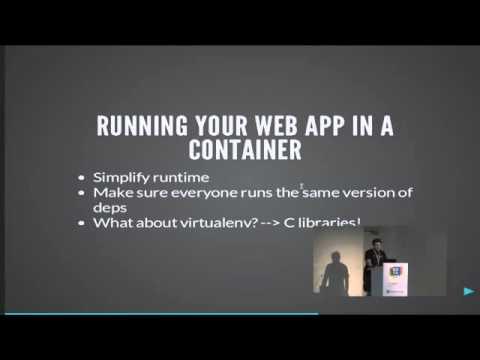 Deni Bertovic - Supercharge your development environment using Docker