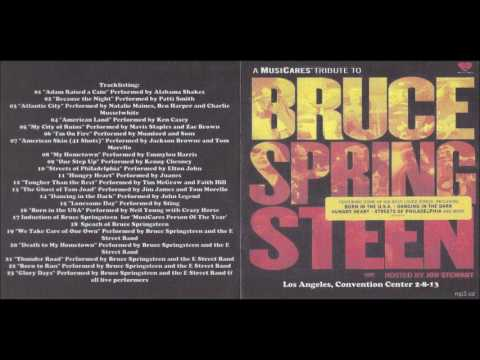 Neil Young & Crazy Horse - BORN IN THE U.S.A.  (Bruce Springsteen cover; live audio 2-8-13)