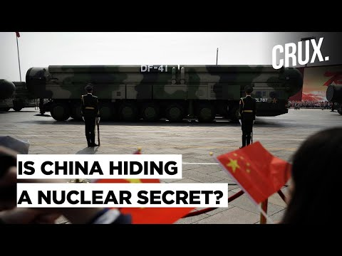Are China's New Nuclear Reactors Meant For Nuclear Warheads Or Clean Energy?