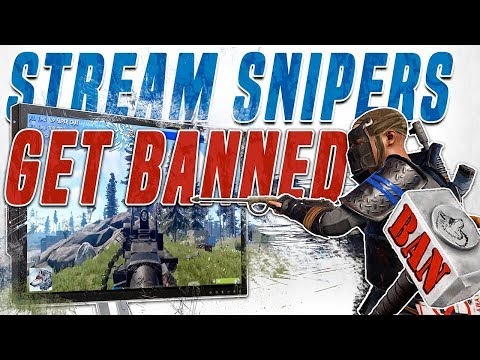 STREAM SNIPERS Online RAID Me and get BANNED | Rust BP Survival w/ hJune