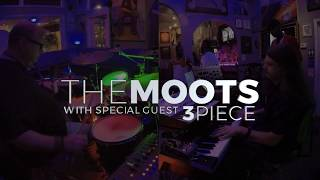 "Golden | THE MOOTS | Special Guest ""3 Piece"""