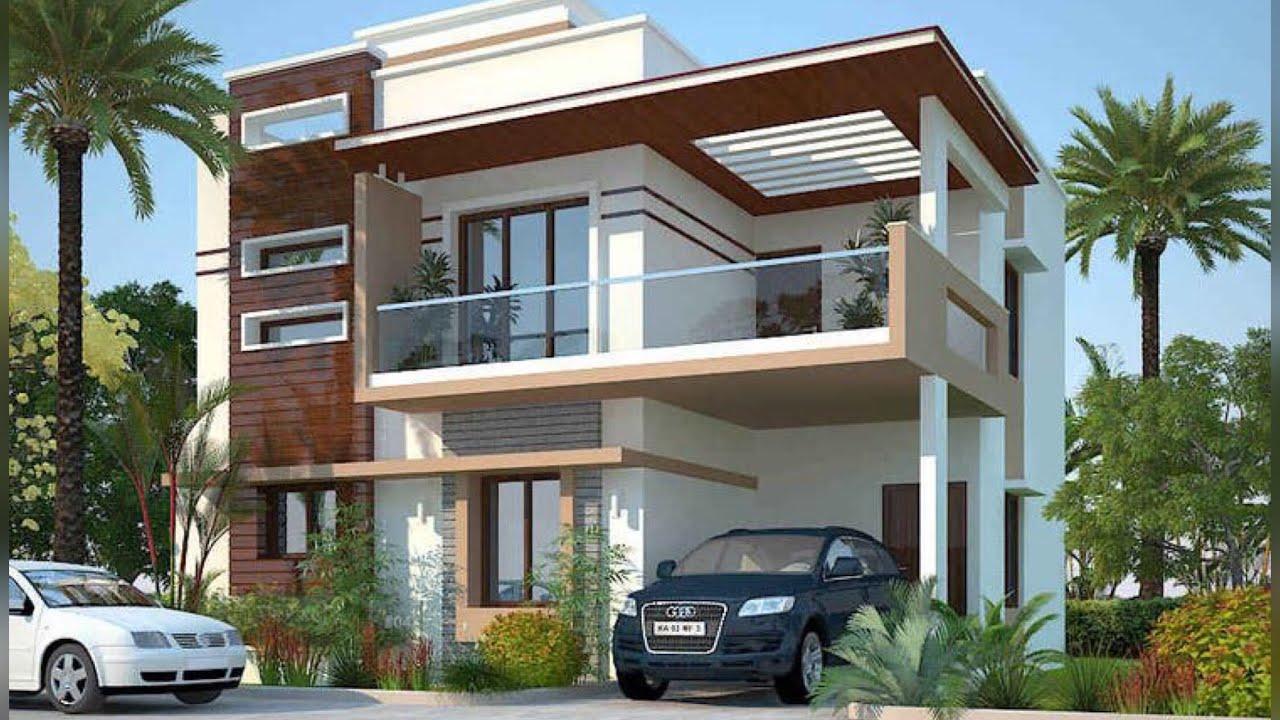 Cute Modern House Designs 2019 2020 Youtube