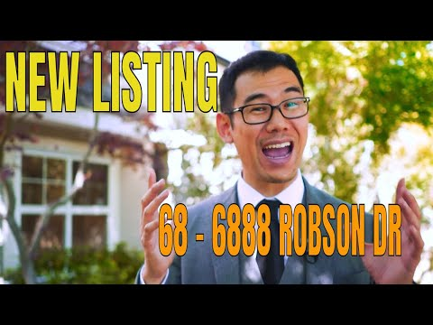 68 - 6888 Robson Drive, Richmond, BC | Luxury Homes